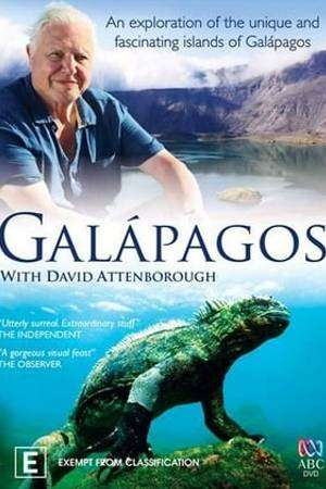 Watch Galapagos with David Attenborough Online