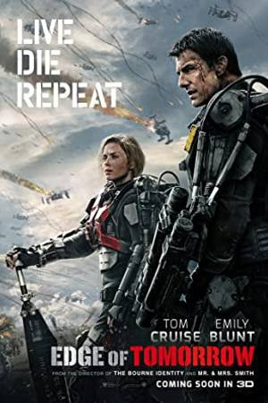Watch Edge of Tomorrow Online