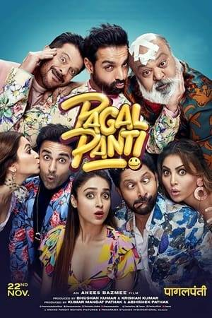 Watch Pagalpanti Online