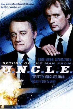 Watch The Return of the Man from U.N.C.L.E.: The Fifteen Years Later Affair Online
