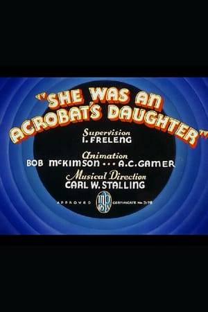 Watch She Was an Acrobat's Daughter Online