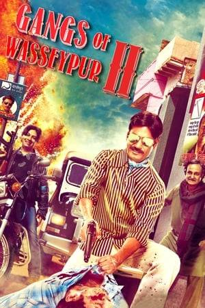 Watch Gangs of Wasseypur - Part 2 Online