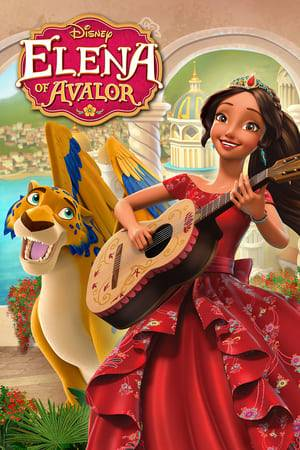 Watch Elena of Avalor Online