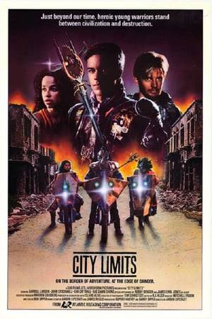 Watch City Limits Online