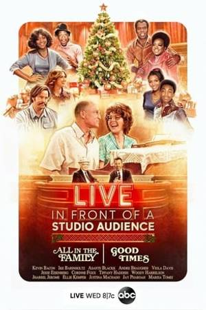 """Watch Live in Front of a Studio Audience: """"All in the Family"""" and """"Good Times"""" Online"""