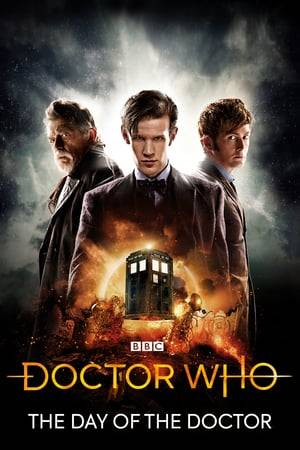 Watch Doctor Who: The Day of the Doctor Online