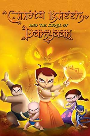 Watch Chhota Bheem and the Curse of Damyaan Online