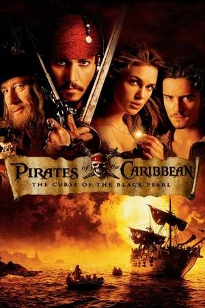 Watch Pirates of the Caribbean: The Curse of the Black Pearl Online