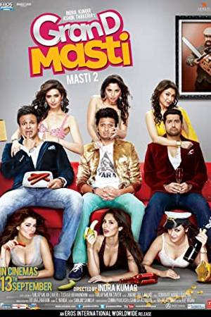 Watch Grand Masti Online