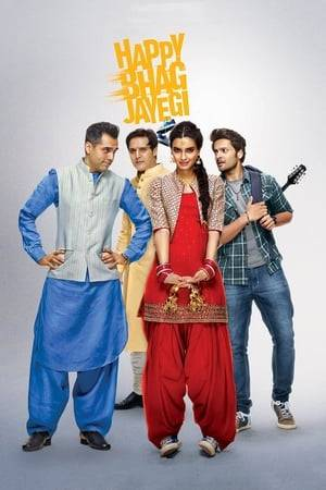 Watch Happy Bhag Jayegi Online