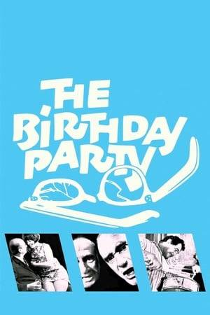 Watch The Birthday Party Online