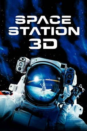 Watch Space Station 3D Online
