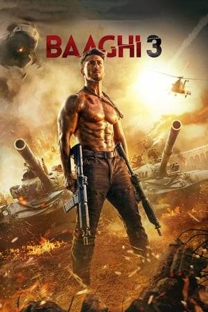 Watch Baaghi 3 Online