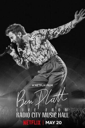 Watch Ben Platt: Live from Radio City Music Hall Online