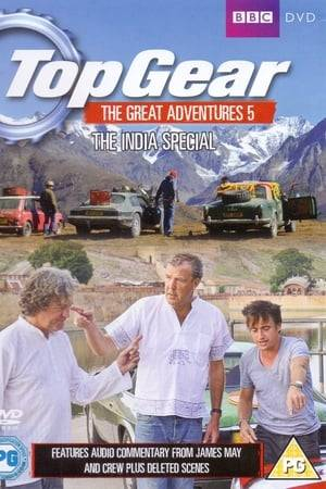 Watch Top Gear: The India Special Online