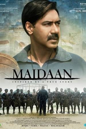 Watch Maidaan Online