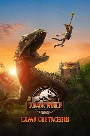 Watch Jurassic World: Camp Cretaceous Online