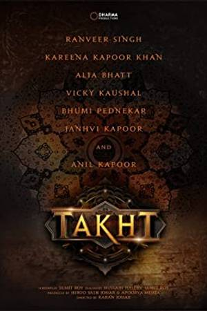 Watch Takht Online