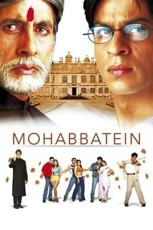 Watch Mohabbatein Online