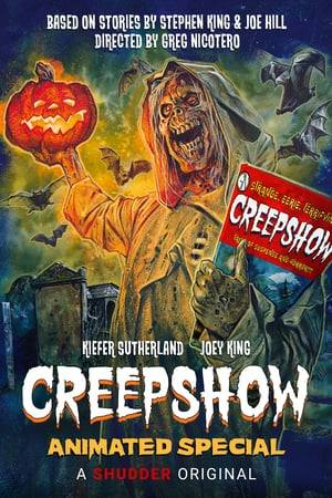Watch A Creepshow Animated Special Online