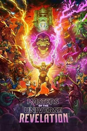 Watch Masters of the Universe: Revelation Online