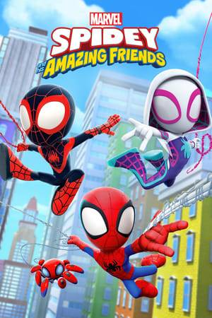 Watch Marvel's Spidey and His Amazing Friends Online