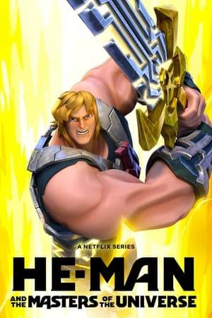 Watch He-Man and the Masters of the Universe Online