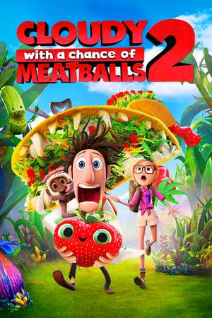 Watch Cloudy with a Chance of Meatballs 2 Online