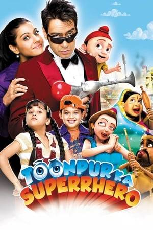 Watch Toonpur Ka Superrhero Online