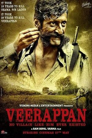 Watch Veerappan Online
