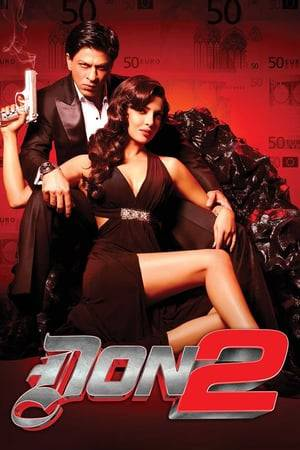 Watch Don 2 Online