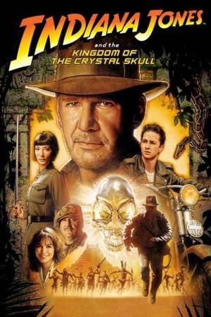 Watch Indiana Jones and the Kingdom of the Crystal Skull Online