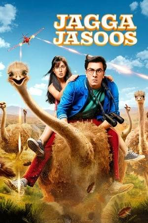 Watch Jagga Jasoos Online