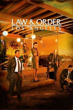 Watch Law & Order  Los Angeles Online