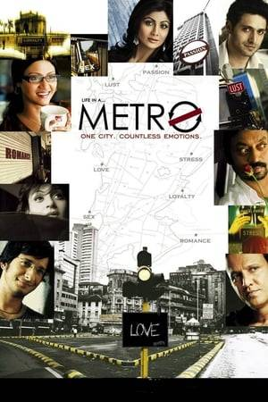 Watch Life in a Metro Online