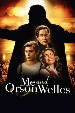 Watch Me and Orson Welles Online