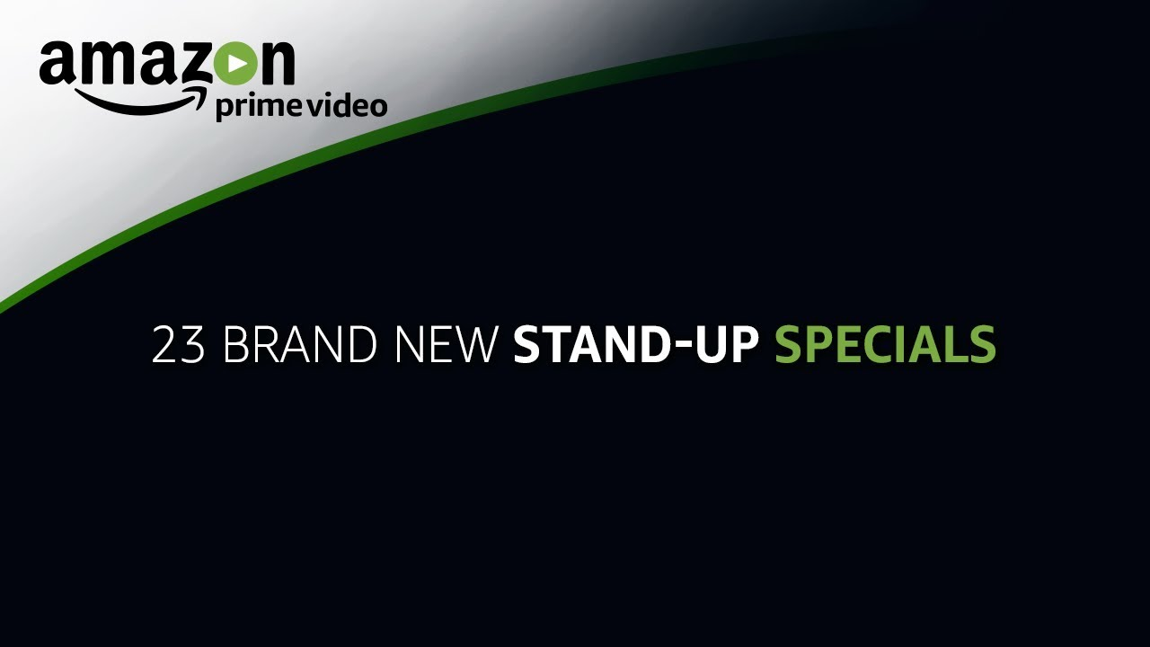 Standup Specials of 2018 on Amazon PrimeVideo watch online