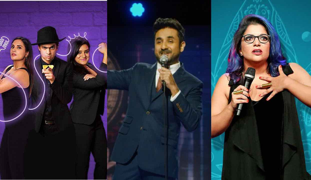 List of Indian Stand Up Comedies on Netflix watch online