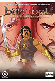 Bahubali the lost legends amazon prime original for kids
