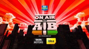 On air with AIB Hotstar Originals