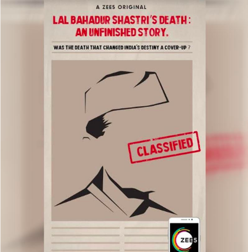 Watch Lal Bahadur Shastris Death: An Unfinished Story Online