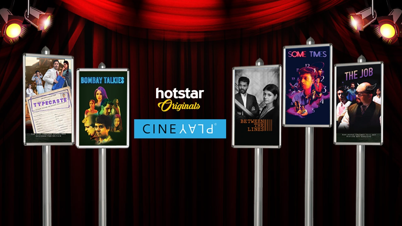 CinePlay Hotstar Specials