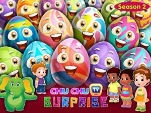 Chu chu TV Surprise
