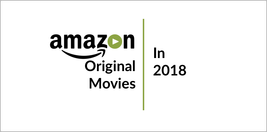 Amazon Original & Exclusives Movies in 2018