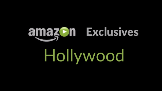 Amazon Exclusives Hollywood