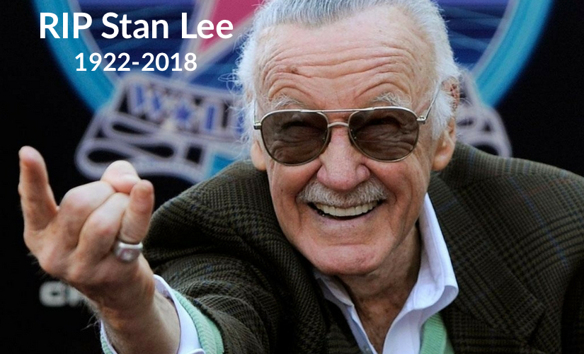 RIP Stan Lee – The 15 Stan Lee's Superheroes which made it into Movies & TV Shows