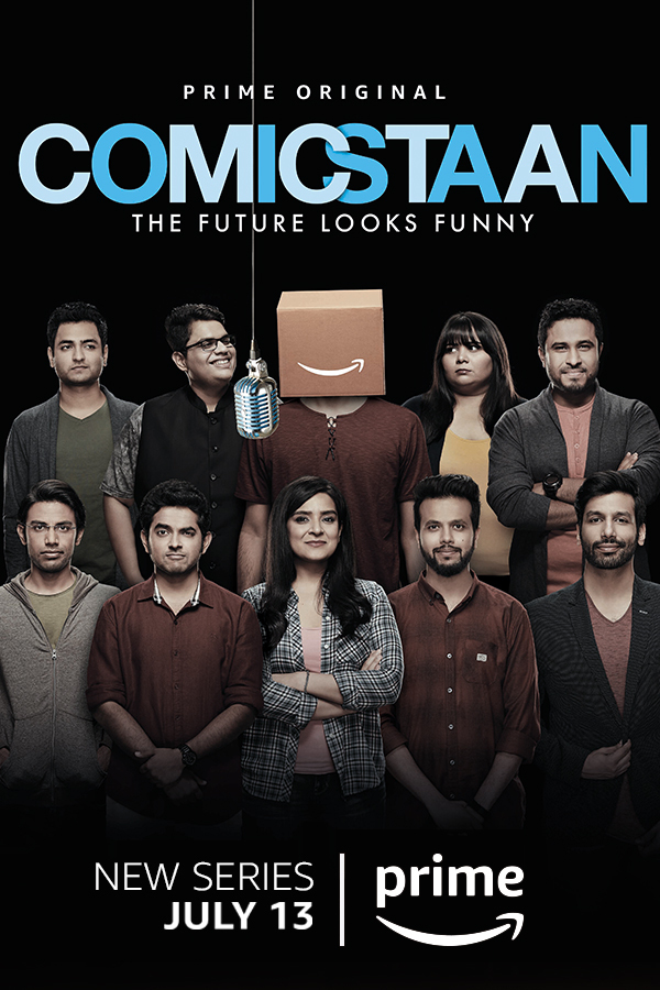 Comicstaan Amazon Prime
