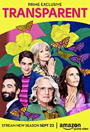 Transparent Amazon Prime Original