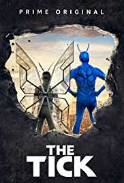 The Tick Amazon Prime Original