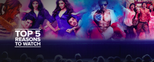 Top 5 Reasons to Watch Eros Now Movies